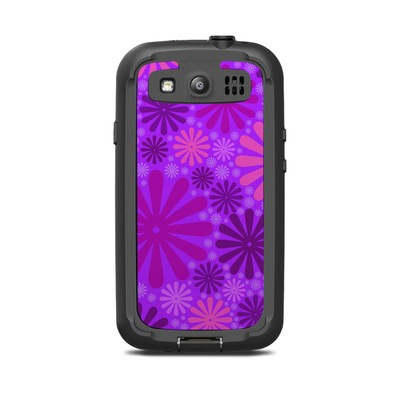 Lifeproof Galaxy S3 Nuud Case Skin - Purple Punch