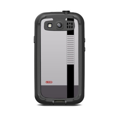 Lifeproof Galaxy S3 Nuud Case Skin - Retro Horizontal