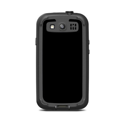 Lifeproof Galaxy S3 Nuud Case Skin - Solid State Black