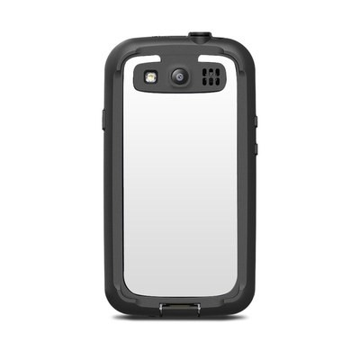 Lifeproof Galaxy S3 Nuud Case Skin - Solid State White