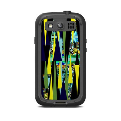 Lifeproof Galaxy S3 Nuud Case Skin - Sun Beam