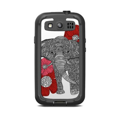 Lifeproof Galaxy S3 Nuud Case Skin - The Elephant