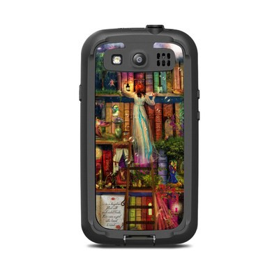Lifeproof Galaxy S3 Nuud Case Skin - Treasure Hunt