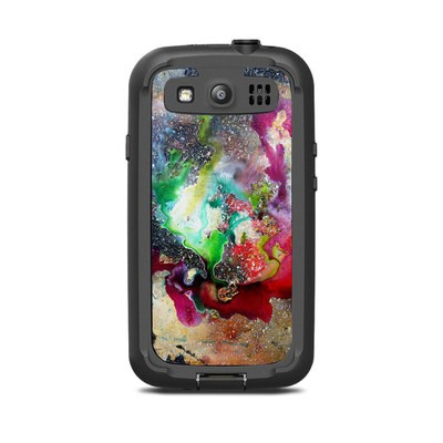 Lifeproof Galaxy S3 Nuud Case Skin - Universe