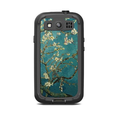 Lifeproof Galaxy S3 Nuud Case Skin - Blossoming Almond Tree