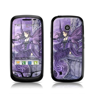LG Cosmos Touch Skin - Dark Wings