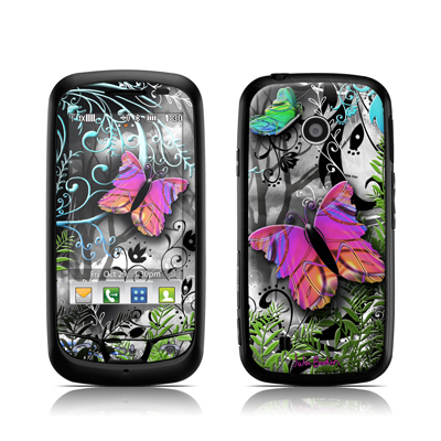 LG Cosmos Touch Skin - Goth Forest