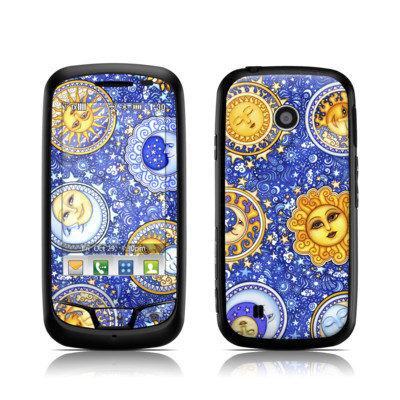 LG Cosmos Touch Skin - Heavenly