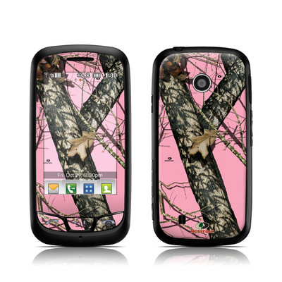 LG Cosmos Touch Skin - Break-Up Pink
