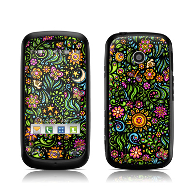 LG Cosmos Touch Skin - Nature Ditzy