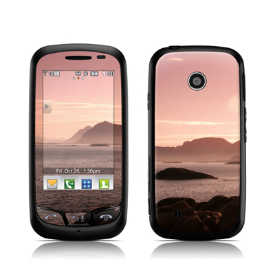 LG Cosmos Touch Skin - Pink Sea