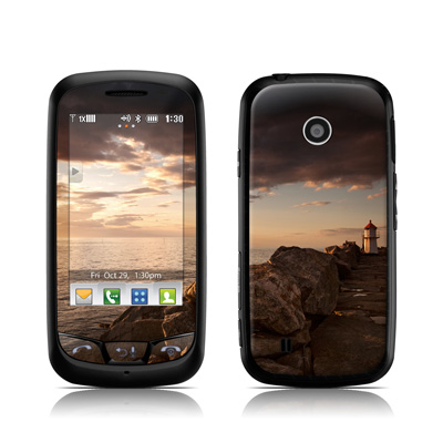 LG Cosmos Touch Skin - Sunset Beacon