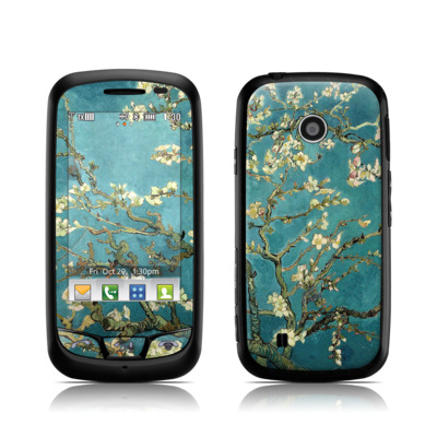 LG Cosmos Touch Skin - Blossoming Almond Tree