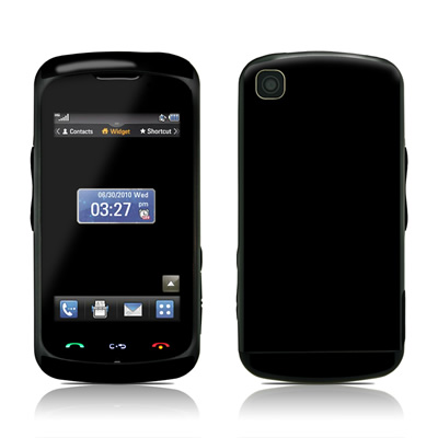 LG Encore Skin - Solid State Black