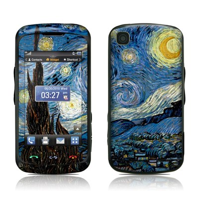 LG Encore Skin - Starry Night