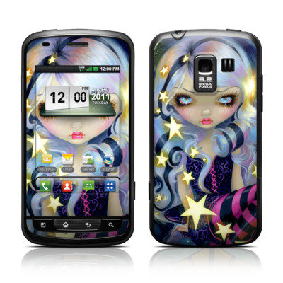 LG Enlighten Skin - Angel Starlight