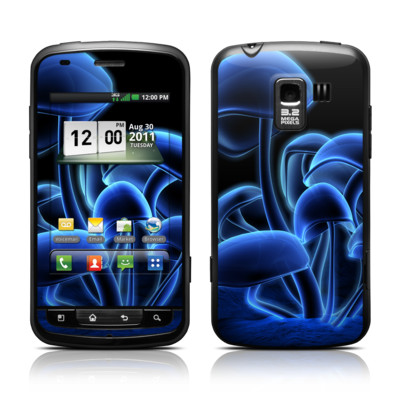 LG Enlighten Skin - Fluorescence Blue