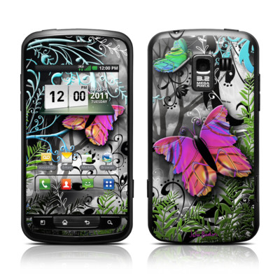 LG Enlighten Skin - Goth Forest
