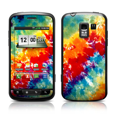 LG Enlighten Skin - Tie Dyed