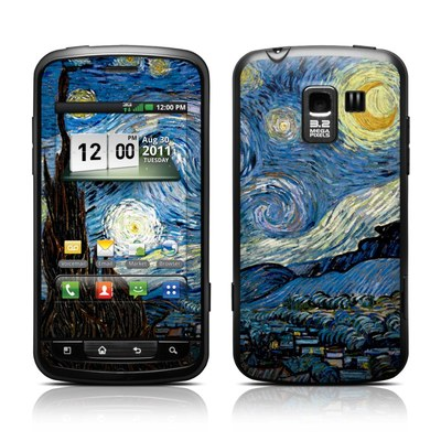 LG Enlighten Skin - Starry Night