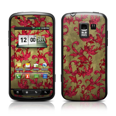LG Enlighten Skin - Vintage Scarlet