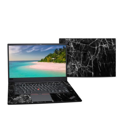 Lenovo ThinkPad X1 Extreme (2nd Gen) Skin - Black Marble