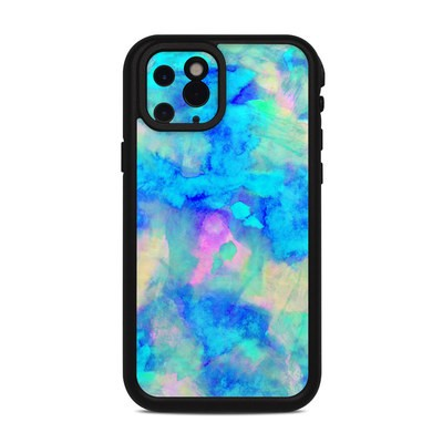 Lifeproof iPhone 11 Pro Fre Case Skin - Electrify Ice Blue