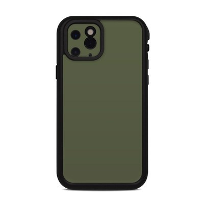 Lifeproof iPhone 11 Pro Fre Case Skin - Solid State Olive Drab