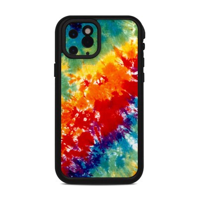 Lifeproof iPhone 11 Pro Fre Case Skin - Tie Dyed