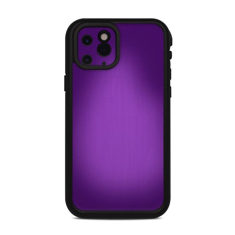 Lifeproof iPhone 11 Pro Fre Case Skin - Purple Burst  DecalGirl