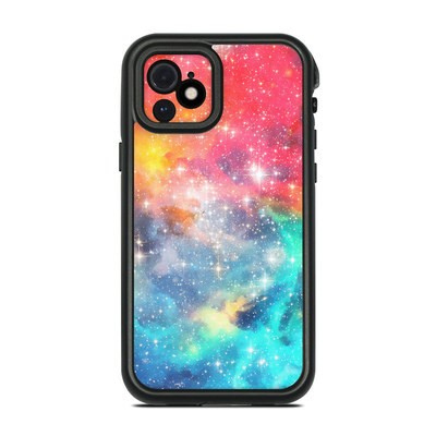 Lifeproof iPhone 12 Fre Case Skin - Galactic