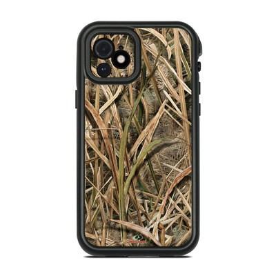 Lifeproof iPhone 12 Fre Case Skin - Shadow Grass Blades
