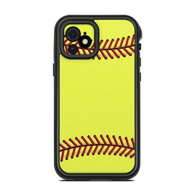 Lifeproof iPhone 12 Fre Case Skin - Softball