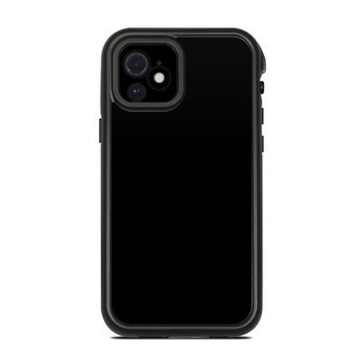 Lifeproof iPhone 12 Fre Case Skin - Solid State Black