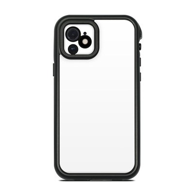 Lifeproof iPhone 12 Fre Case Skin - Solid State White