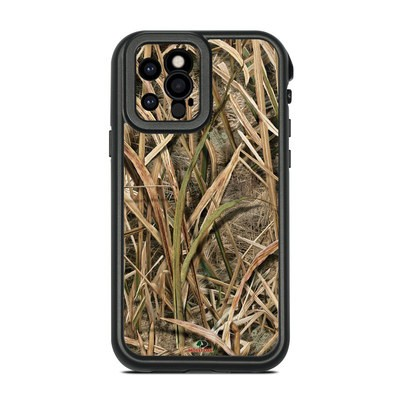 Lifeproof iPhone 12 Pro Fre Case Skin - Shadow Grass Blades