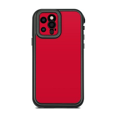Lifeproof iPhone 12 Pro Fre Case Skin - Solid State Red
