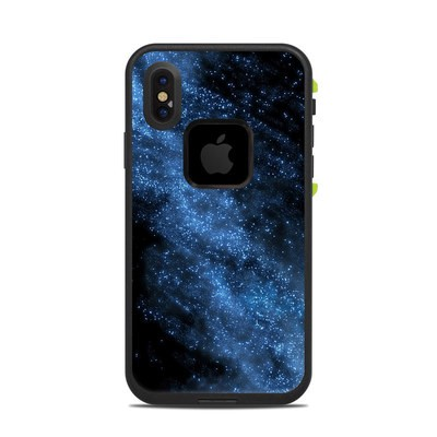 Lifeproof iPhone X Fre Case Skin - Milky Way