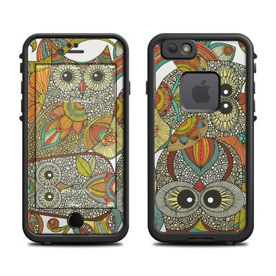 Lifeproof iPhone 6 Fre Case Skin - 4 owls