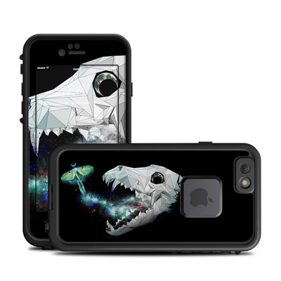 Lifeproof iPhone 6 Fre Case Skin - Actias Vulpes