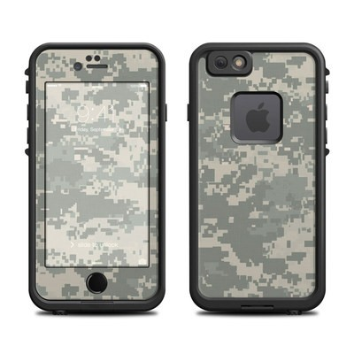 Lifeproof iPhone 6 Fre Case Skin - ACU Camo