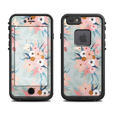 Lifeproof iPhone 6 Fre Case Skin - Ada Garden