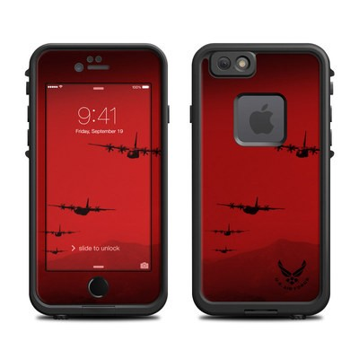 Lifeproof iPhone 6 Fre Case Skin - Air Traffic
