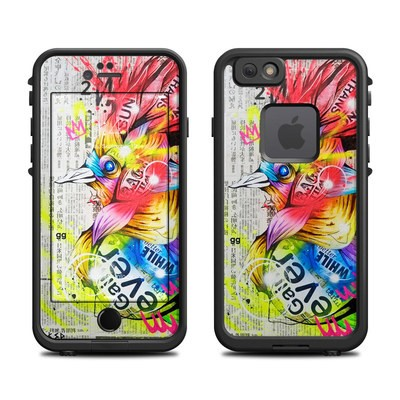 Lifeproof iPhone 6 Fre Case Skin - Akaitori