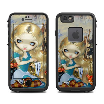 Lifeproof iPhone 6 Fre Case Skin - Alice in a Dali Dream