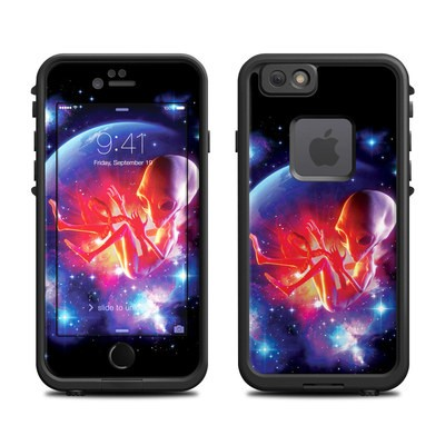 Lifeproof iPhone 6 Fre Case Skin - Alien Embryo