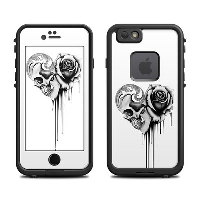 Lifeproof iPhone 6 Fre Case Skin - Amour Noir