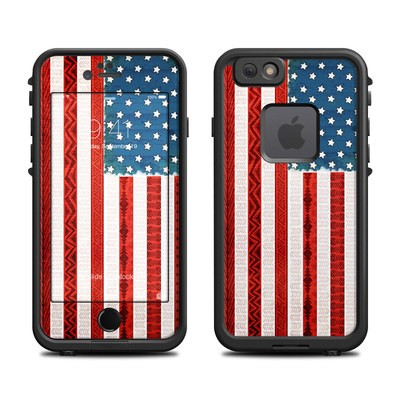 Lifeproof iPhone 6 Fre Case Skin - American Tribe