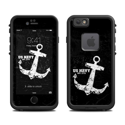 Lifeproof iPhone 6 Fre Case Skin - Anchor