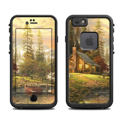 Lifeproof iPhone 6 Fre Case Skin - A Peaceful Retreat